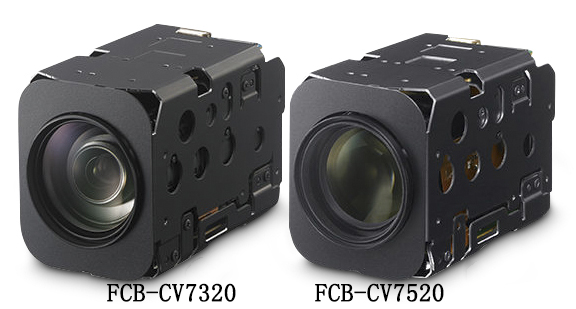 SONY FCB-CV7520 safeeye